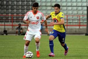 Patricio Rubio aportó con sus goles para llegar a la instancia final.