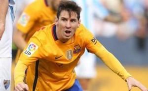 Messi anotó un gol de antología para el triunfo culé.