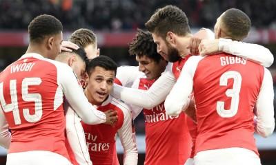 Arsenal pasó la cuarta ronda de la FA Cup, con gol de Alexis.