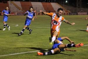 464 personas fueron testigo del empate entre Cobresal y Arica.