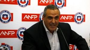 Pablo Milad no pudo contra Arturo Salah en las elecciones de la ANFP.