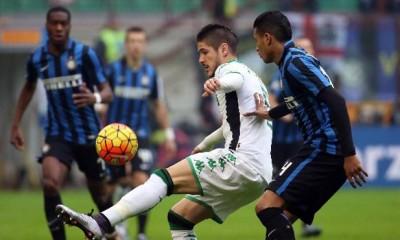 Consigli fue la figura en la victoria del Sassuolo ante el Inter.