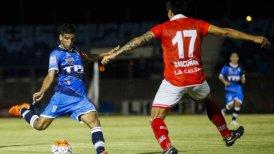La Calera consiguió su primer triunfo en el Clausura.