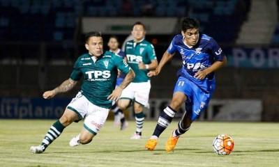 Con goles de Ramos y Parra Wanderers le ganó a San Marcos.