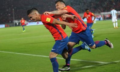 Chile no pudo contra Argentina