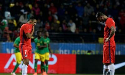 Chile cayó sorpresivamente ante Jamaica en Viña del Mar.