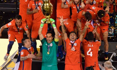 chile campeom