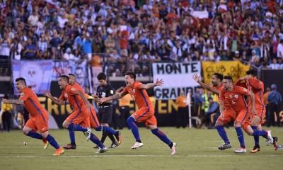 Chile es bi campeón de América y nuevamente le ganó a Argentina en la final por penales.
