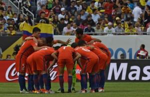 Chile se metió en una nueva final.