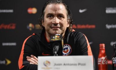 Juan Antonio Pizzi logró su primer título como Dt de una selección.
