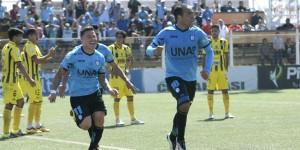 Deportes Iquique ganó 3-1 en Alto Hospicio.