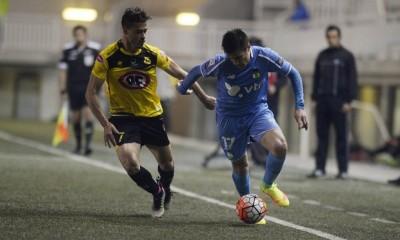 En un partido reñido, San Luis no pudo contra el equipo de Arán.