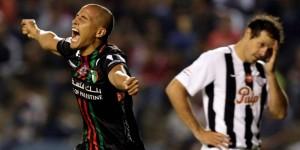 Palestino fue el único elenco nacional en clasificar y se enfrentará ante Real Garcilaso.