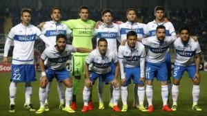 El plantel de la UC viajó a Bolivia para enfrentar a Real Potosí por la Copa Sudamericana.