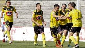 San Luis ganó su primer partido en el campeonato.