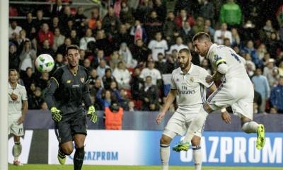 Sergio Ramos le quitó el título al equipo de Jorge Sampaoli
