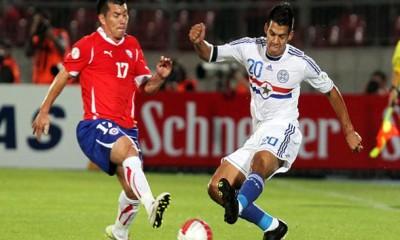 Chile y Paraguay juegan esta noche en el Defensores del Chaco por las clasificatorias al Mundial de Rusia 2018.
