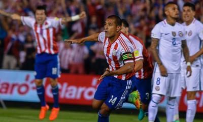 Chile cayó ante Paraguay en Asunción. La Roja tuvo 10 minutos horrible que fueron fatales.