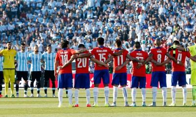 Argentina y Chile se miden en Buenos Aires. Sígalos acá online en el relato minuto a minuto.