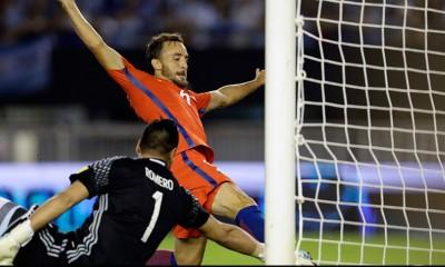 Chile no pudo con Argentina y cayó 1 a 0 en Buenos Aires.