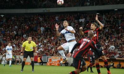 La UC consiguió como visita un excelente empate ante Atlético Paranaense