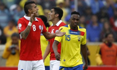 Chile y Ecuador se juegan hoy la vida en el Monumental. la Roja está obligada a ganar para aspirar a clasificar a Rusia 2018.