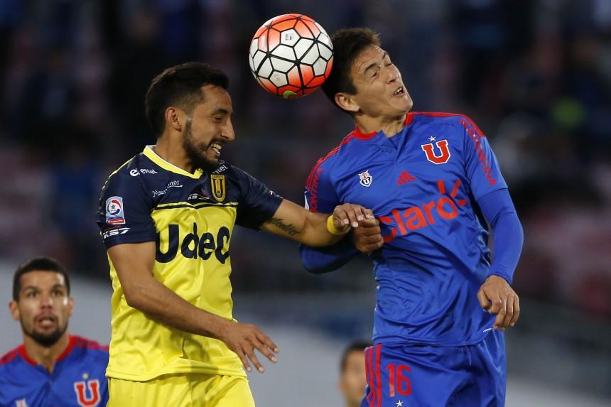 """La """"U"""" de Chile logró un excelente triunfo ante la """"U"""" de Concepción. ¿Les alcanzará para campeonar?"""