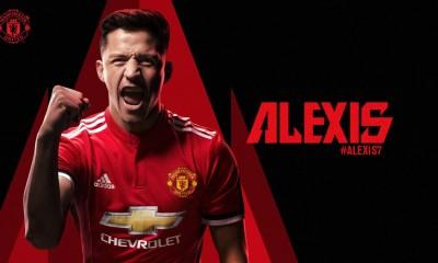 Alexis Sánchez ya es jugador del Manchester United. Ocupará la gloriosa camiseta número 7.