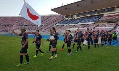 Hetu'u Ave Ave jugó un partido histórico en el estadio nacional ante el club Comercio de Buin.