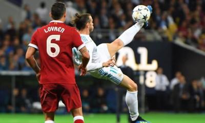 Bale y su chilena que se convierte en un gol inolvidable. El galés fue figura en el triunfo madridista.
