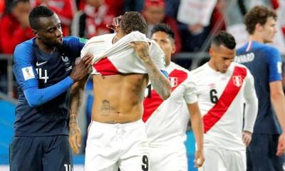 Perú se despide tempranamente del Mundial de Rusia 2018.