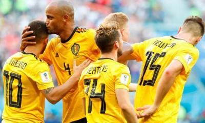Bélgica ganó a Inglaterra y se quedó con el tercer lugar en el Mundial de Rusia 2018.