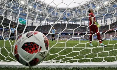 Uruguay cayó ante Francia y dice adiós al Mundial de Rusia 2018. Francia ya está en semifinales.