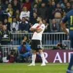 Lucas Pratto anotó el 1 a 1 para River Plate. El goleador fue figura.
