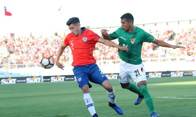 CHILE Sub 20 vs Bolivia (Sudam Sub 20 2)