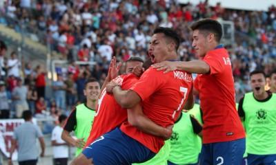 CHILE Sub 20 vs Brasil (Sudam Sub 20 10)