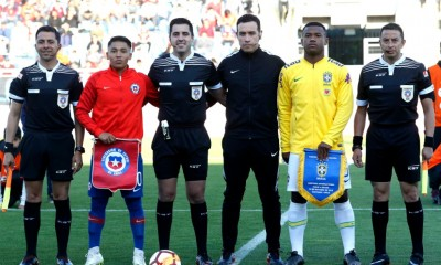 CHILE Sub 20 vs Brasil archivo ANFP 2