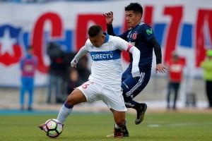 Jeisson Vargas vs U