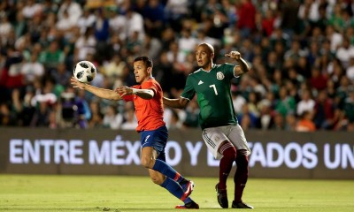 Mexico vs CHILE (Anfp Vivo 1)