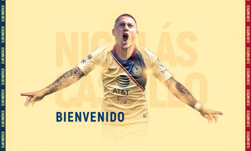 America oficial Nico Castillo