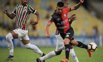 Fluminense vs Antofagasta (Conmebol Sudamericana 4)