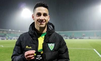 Juan Delgado gol Tondela