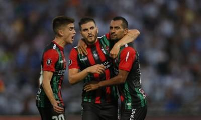 Talleres vs Palestino (Conmebol Libertadores 4)