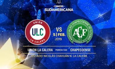 U La Calera vs Chapecoense logo 1