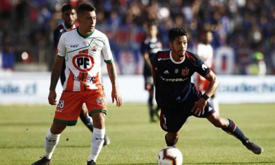 U de Chile vs Cobresal (Anfp 1)