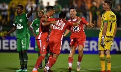 Union La Calera vs Chapecoense (Conmebol Sudamericana 2)