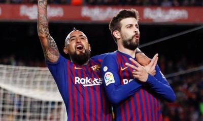 FC Barcelona Vidal vs Rayo Vallecano (FCB 3)