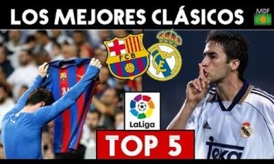clasicos futbol españa