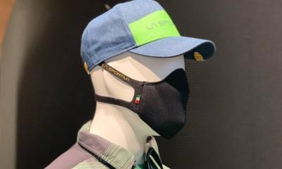 Crean máscara especial para hacer deporte.