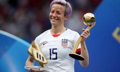 megan rapinoe estados unidos futbol femenino